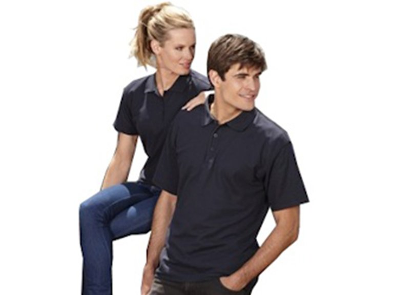 Ballarat Embroidery Team Workwear polo shirts Base polo shirts m p10512 l p115ls