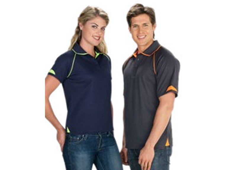 Ballarat Embroidery Team Workwear polo shirts Fusion cotton backed polo M P29012 L-P2901