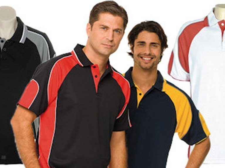 Ballarat Embroidery Team Workwear polo shirts Glenelg Polo Style 309