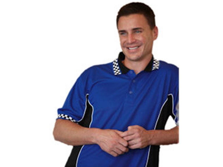 Ballarat Embroidery Team Workwear polo shirts moto polo A 2MP