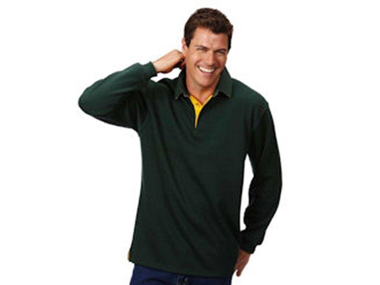 Ballarat Embroidery outerwear 3RT GREEN