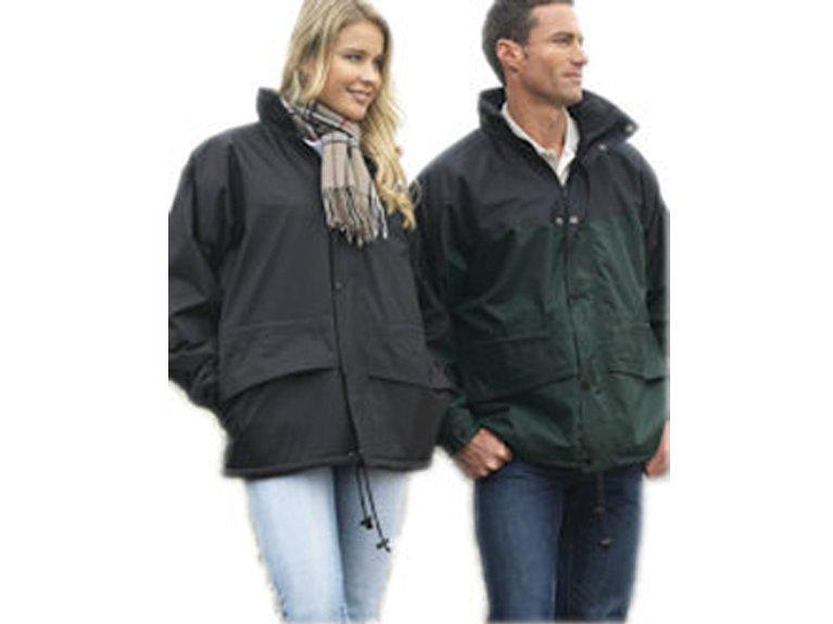 Ballarat Embroidery outerwear J860001