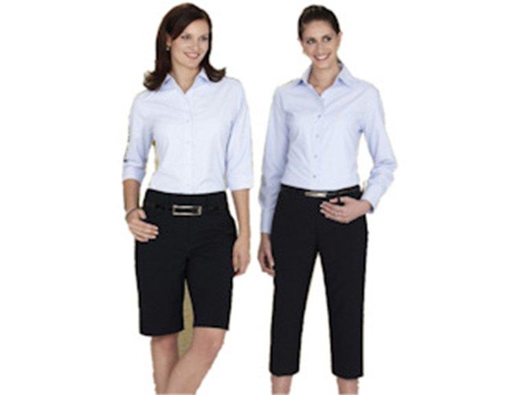 ballaratembroidery Ladies Classic Short