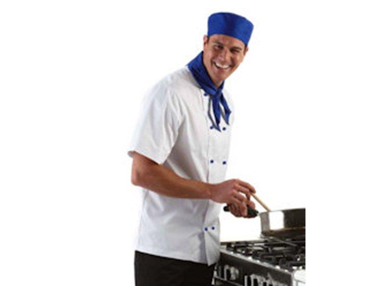 ballaratembroidery Chefs Jacket