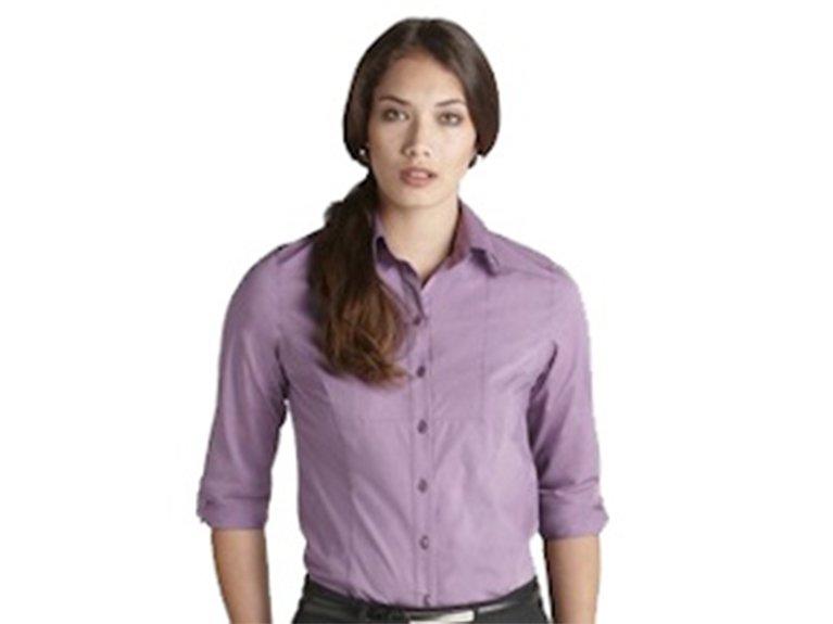 ballaratembroidery Chevron Sleeve Shirt