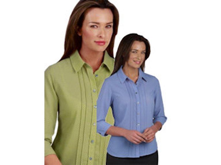 ballaratembroidery City Stretch Spot Shirts
