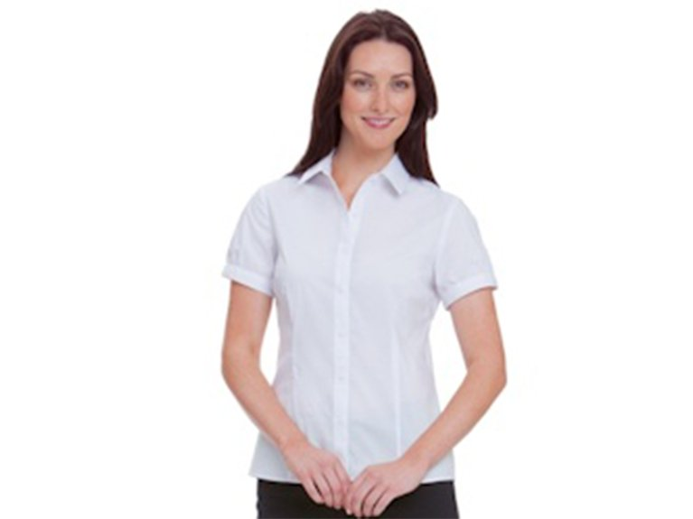 ballaratembroidery City Stretch Shirt.