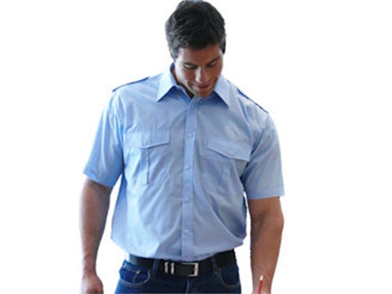 ballaratembroidery Epaulette Shirt