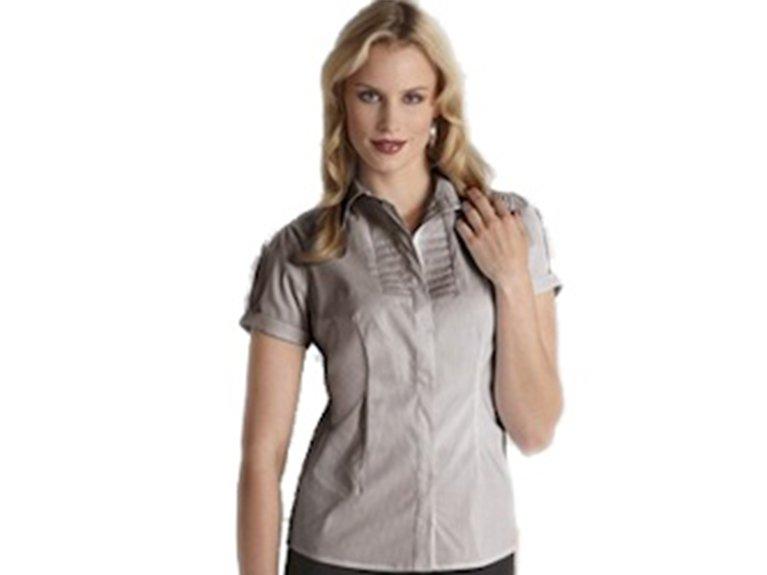 ballaratembroidery Ladies Berlin Shirt