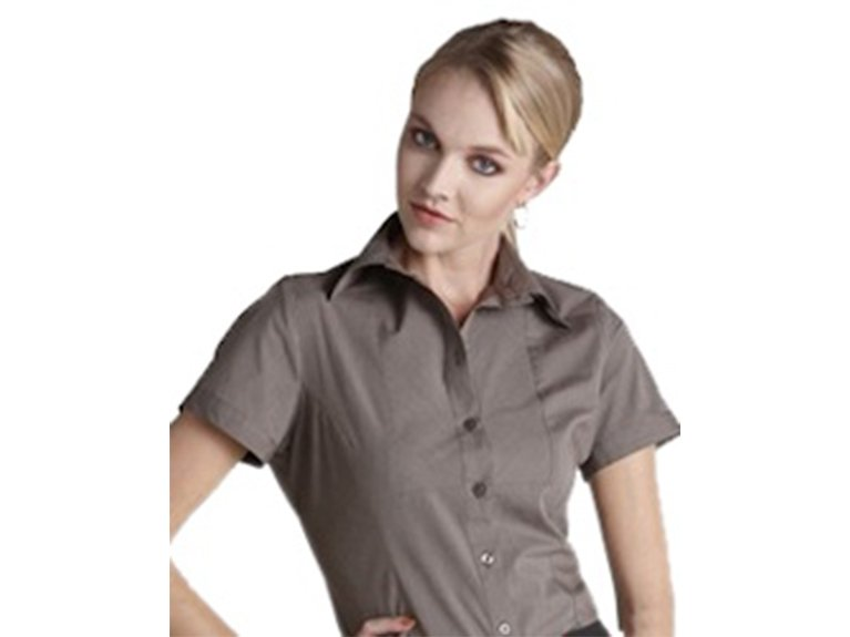 ballaratembroidery Ladies Chevron Shirt