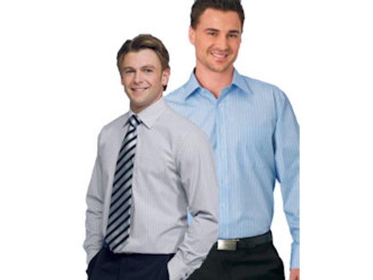 ballaratembroidery Shadow Stripe Shirts