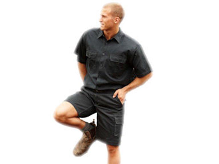 ballarat embroidery shirt 6WSS shorts 6WCS