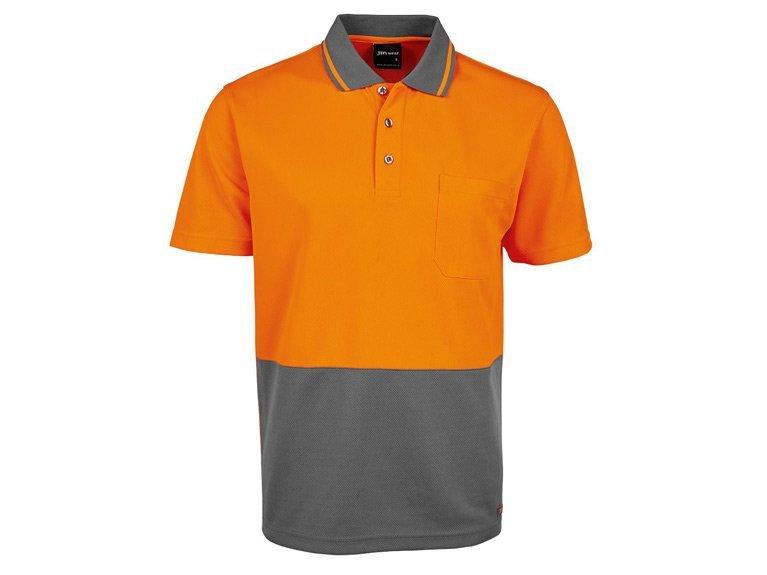ballarat embroidery 6HVNC orange