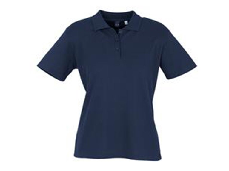 ballarat embroidery team and workwear ladies base polo