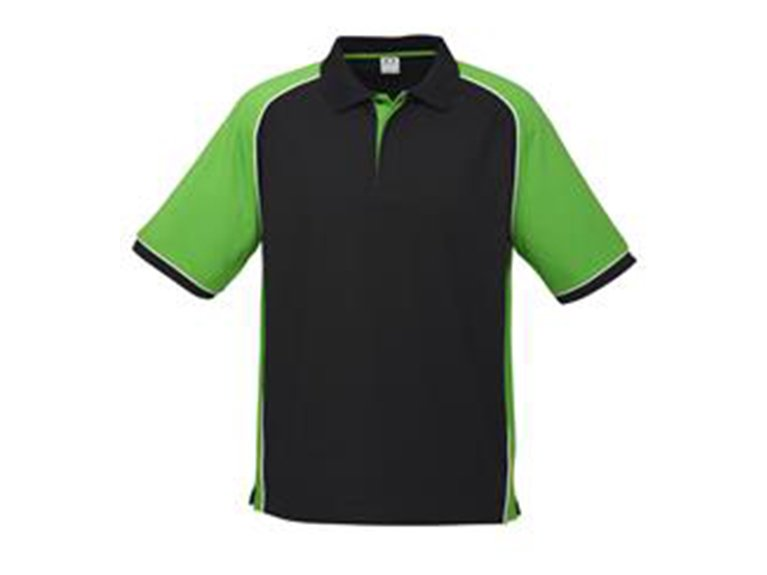 ballarat embroidery team and workwear men nitro polo