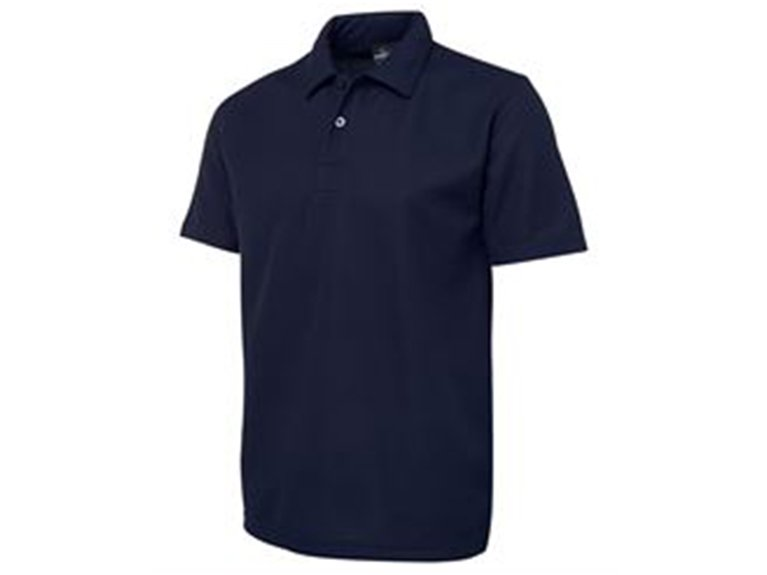 ballarat embroidery team and workwear waffle sport polo