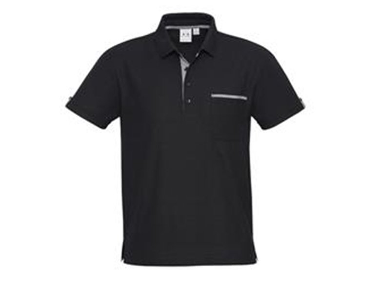 ballarat embroidery team and workwear mens edge polo