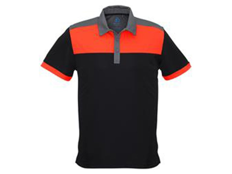 ballarat embroidery team and workwear mens charger polo
