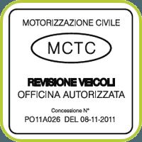 Centro revisioni MOTORIZZAZIONE CIVILE MCTC