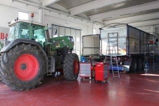 Manutenzione trattori