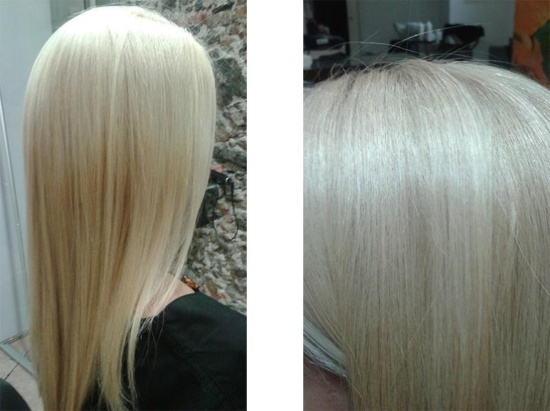 Taglio, piega e acconciature capelli