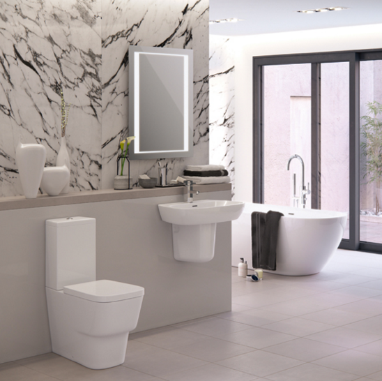 Bathroom installations by the experts in north london for Bathroom design north london
