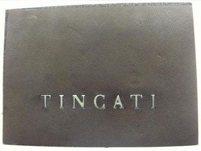 Tincati leather label