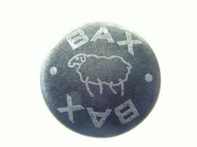 laser etched buttons