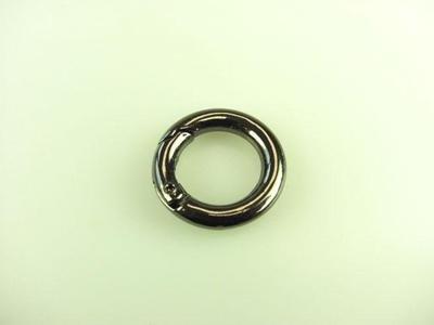 moschettone anello