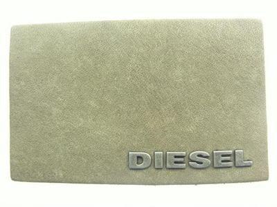 retrocinta etichetta diesel