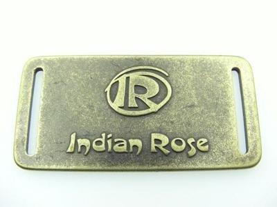 customised belt loop with engraving
