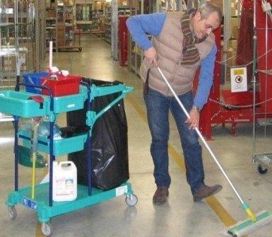 servizi di pulizia industriale