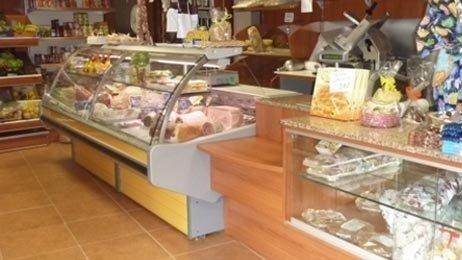 vista interna della panetteria