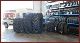 pneumatici attrezzature edili