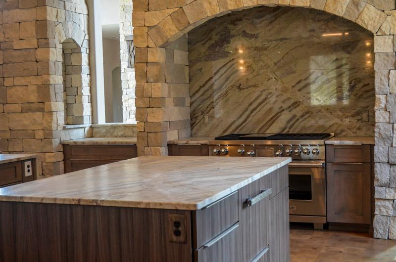 Kitchen Island Countertops Bison Countertops Nashville Tn