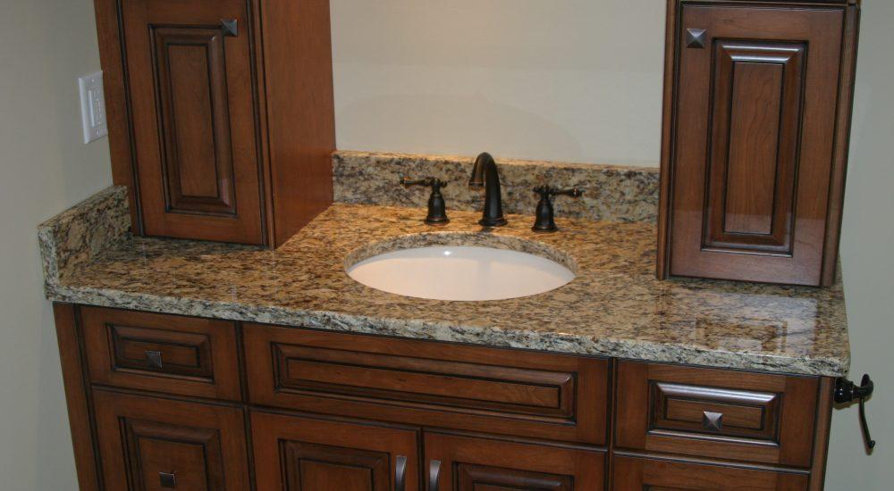 Bathroom Countertops Installation
