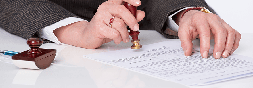 Obtaining power of attorney