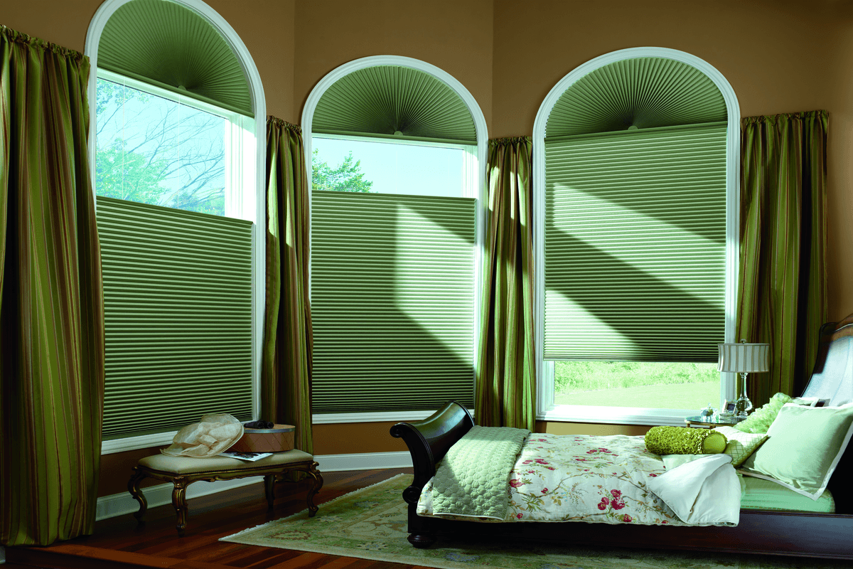 Choosing The Best Window Treatments For Specialty Shaped Windows