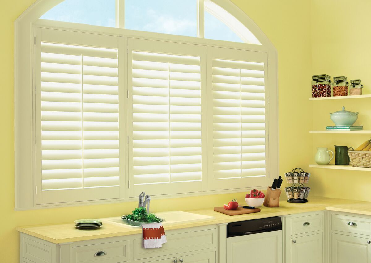 Are Plantation Shutters Right For Your Kitchen