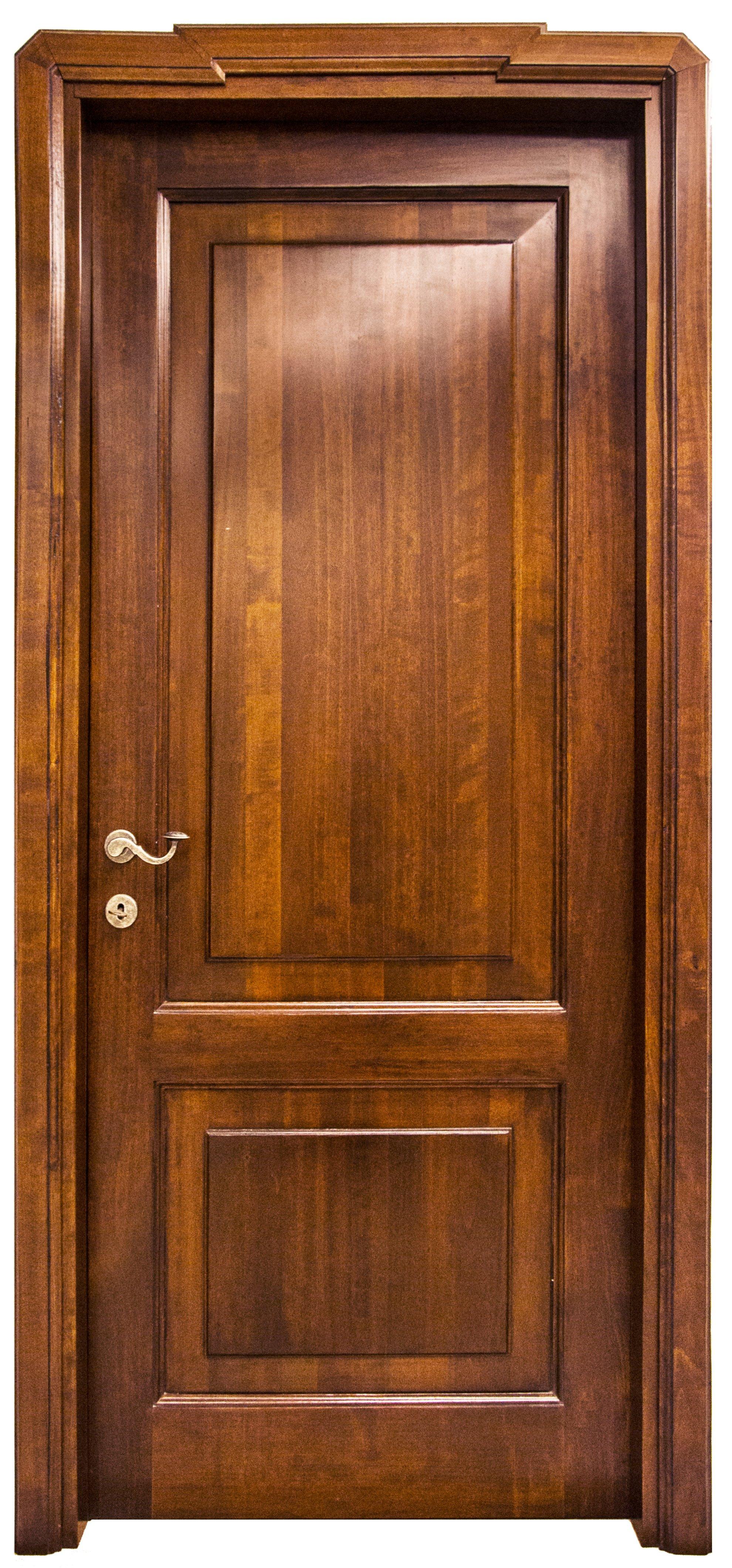Produzione Porte in Legno - Mantova - Falegnameria Veneri