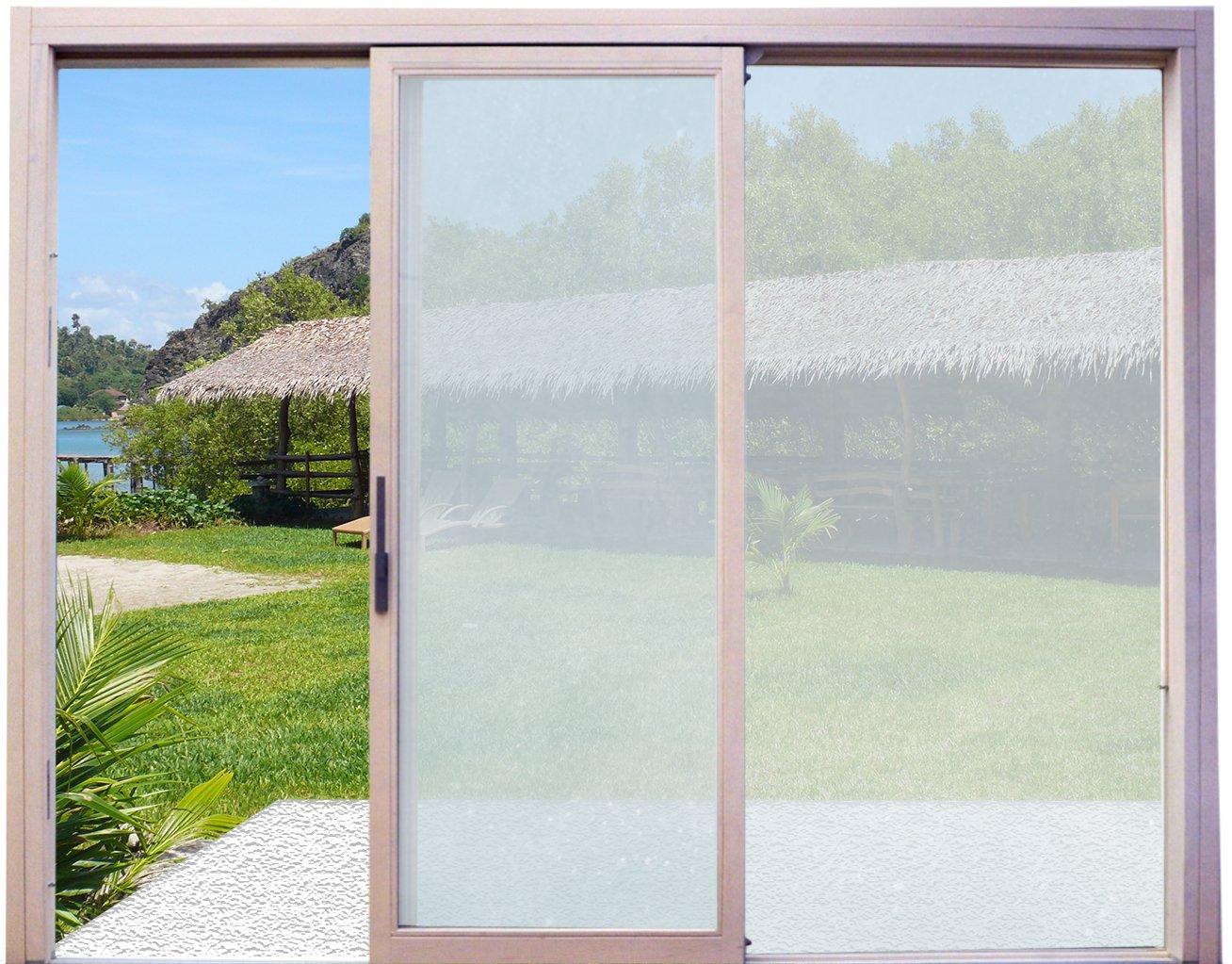 sezione vetro finestra