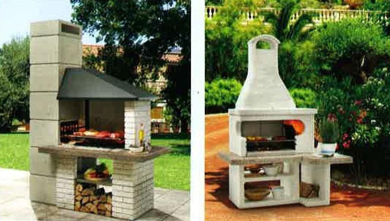 Pietra e barbecue
