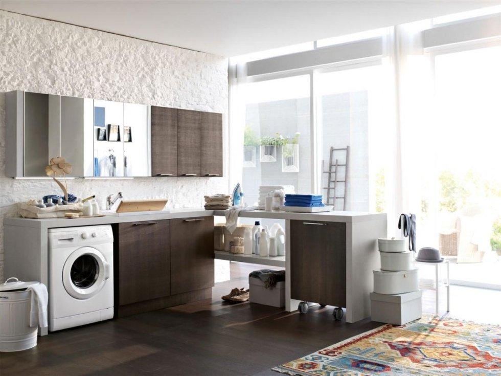 Mobili e lavanderie