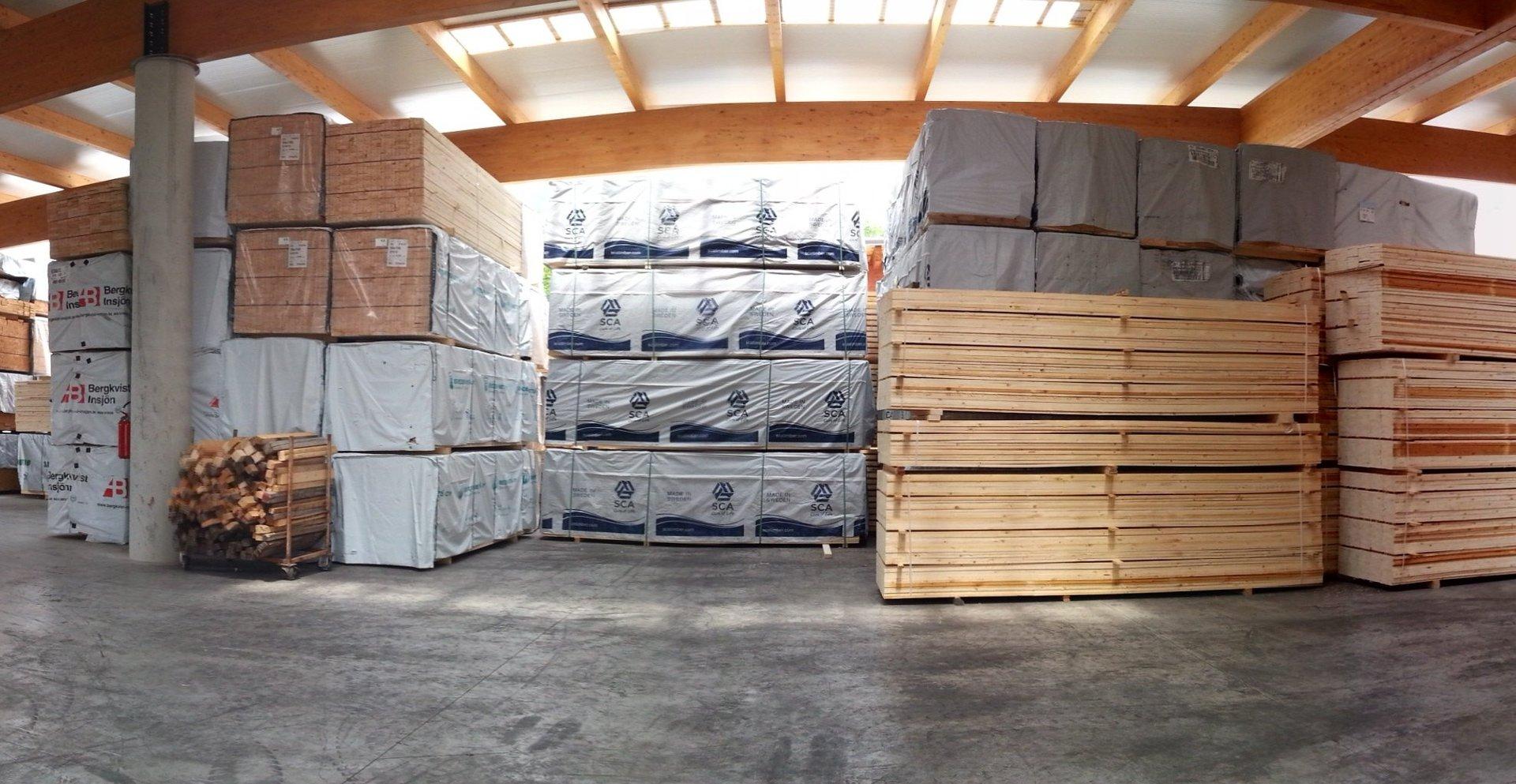 BMS EUROLEGNO Perline e imballaggi industriali