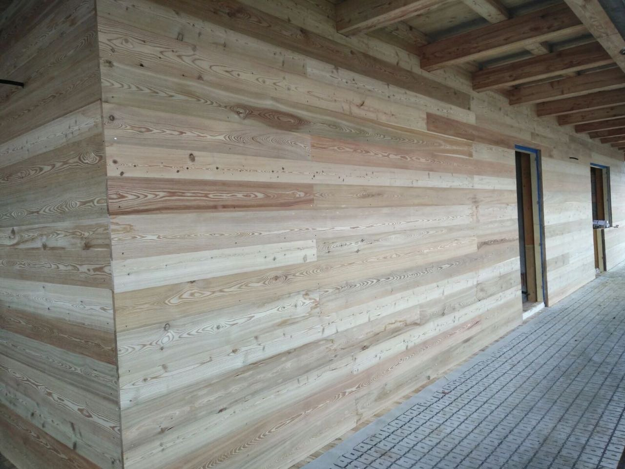 Perline in legno e rivestimenti in legno bms eurolegno for Perline in legno per pareti prezzi