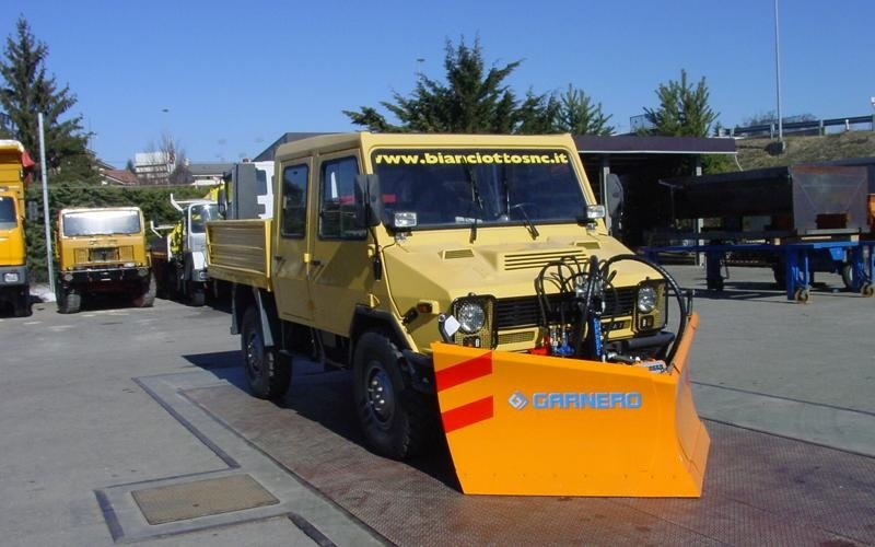snow ploughing equipment cuneo