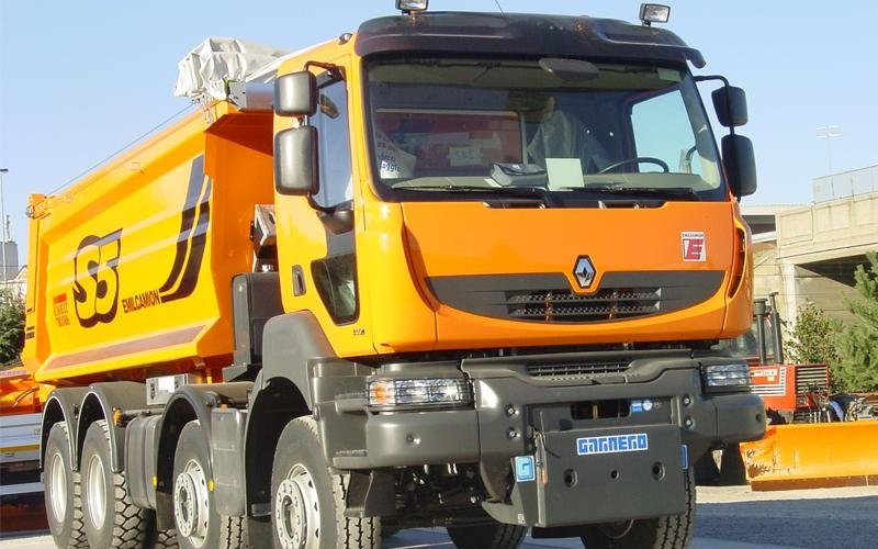 mounted spreader vehicle cuneo