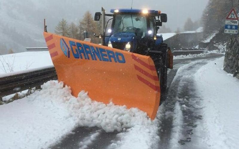 machine de déneigement cuneo