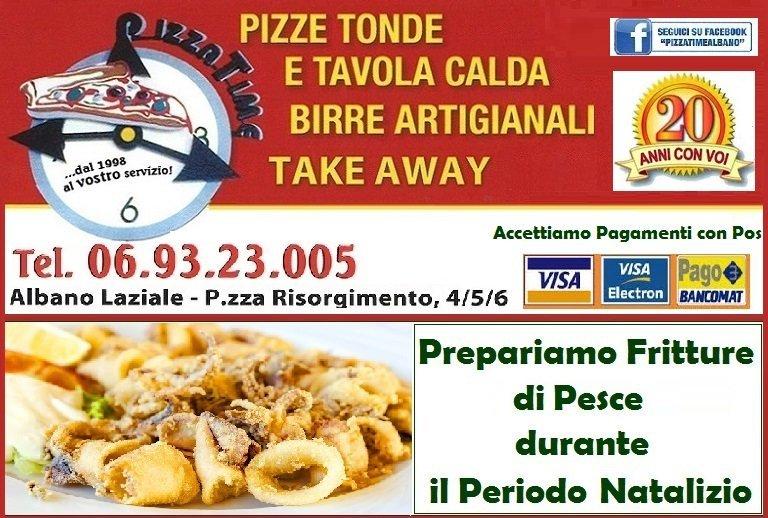 pizzeria albano laziale