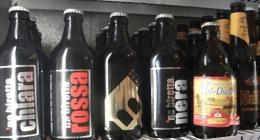 birra, coca cola, fanta
